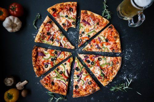 matériel pour une pizzeria