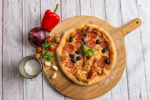 matériel pour une pizzeria restaurant