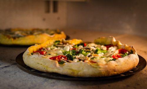 pizza au four